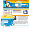 Thumbnail Webhosting company template