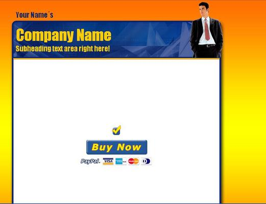 Product picture Web Template